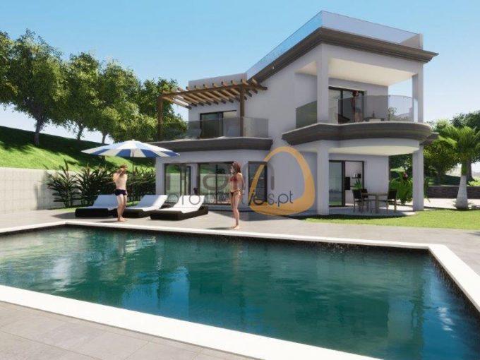 Moradia de luxo com 4 quartos e piscina privada em Loulé :: CV002