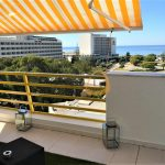 Penthouse com 3 quartos e vista mar no centro de Vilamoura :: RF171