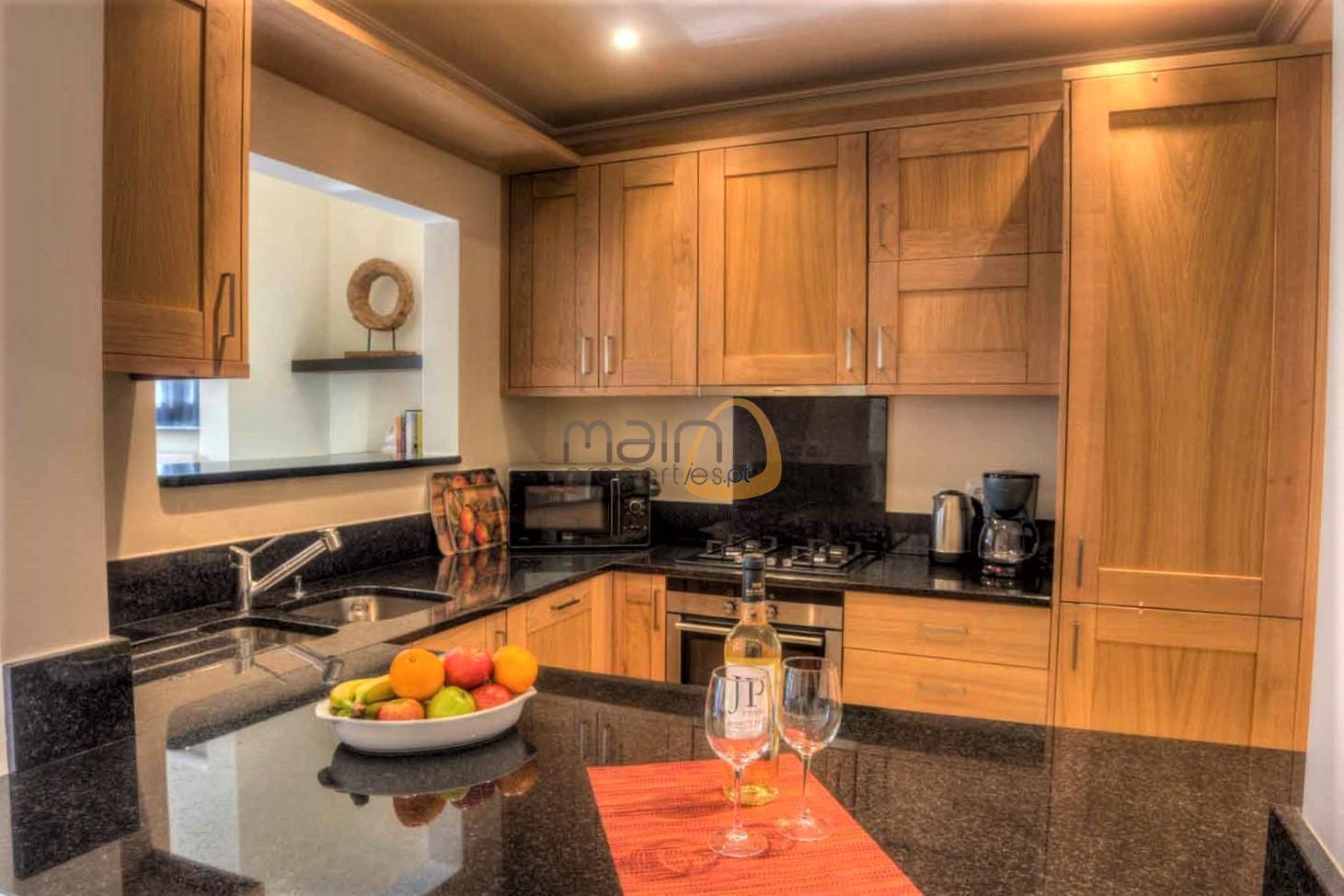 Casa Amelda kitchen