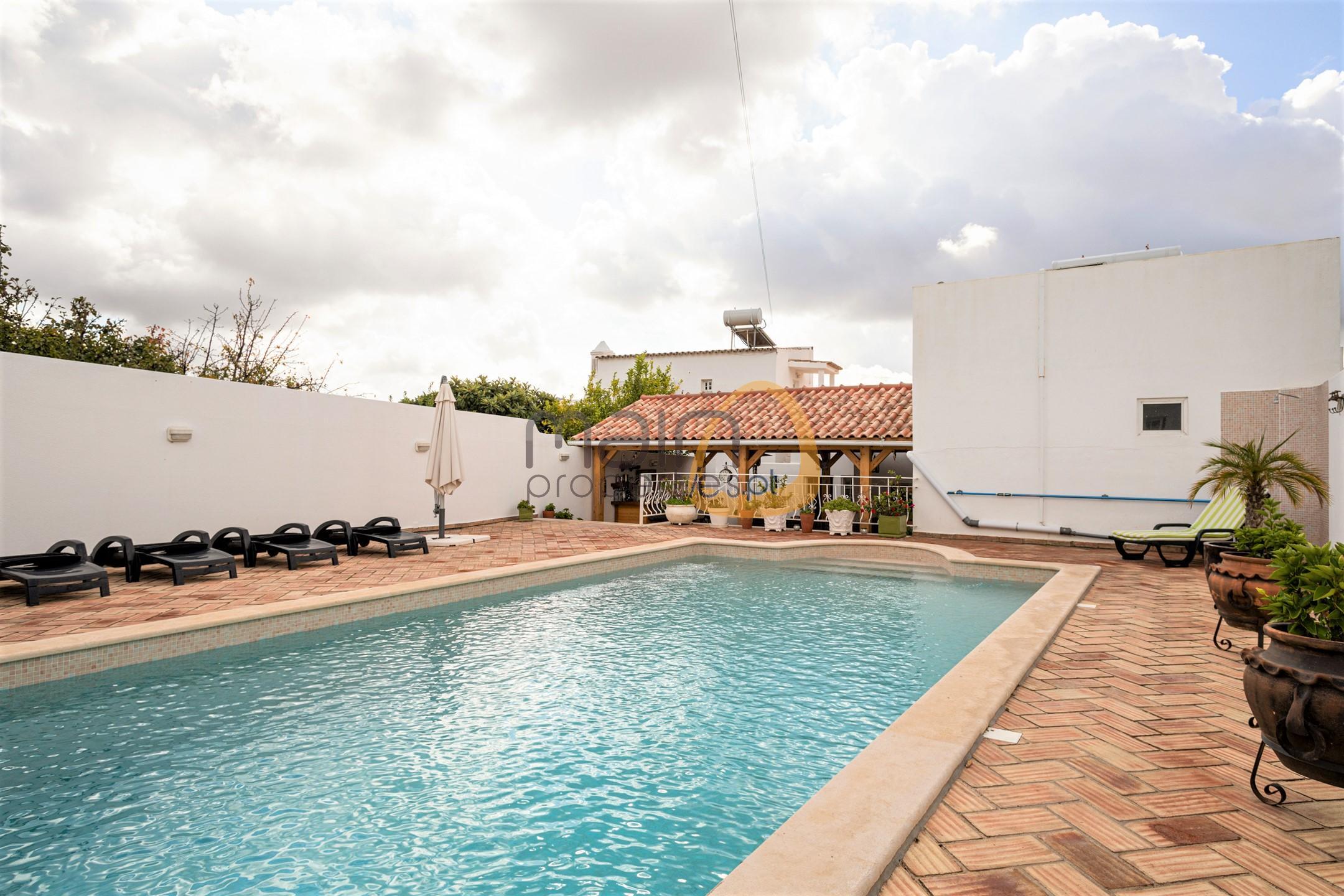 Villa with 3 bedrooms + apartment in São Brás de Alportel