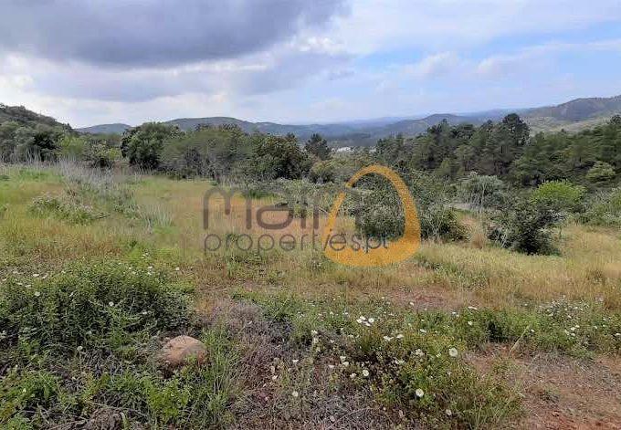MainProperties :: Terreno rústico com vista sobre a serra algarvia próximo de Alte :: MR083