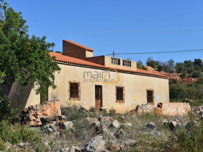 MainProperties :: Moradia térrea com terreno e vista serra em Loulé :: MP179NV
