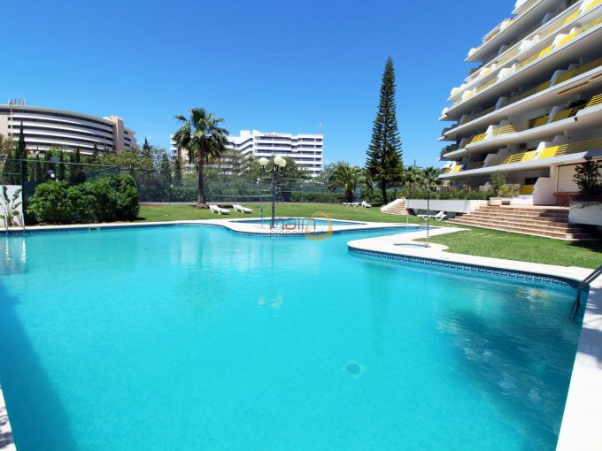 MainProperties :: Apartamento de um quarto em condomínio fechado no centro de Vilamoura :: RF175