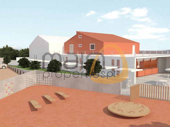 MainProperties :: Terreno com projeto aprovado para restaurante + habitação em Almancil :: MR094